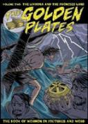 Vol 2 of Golden Plates Comic, Cover